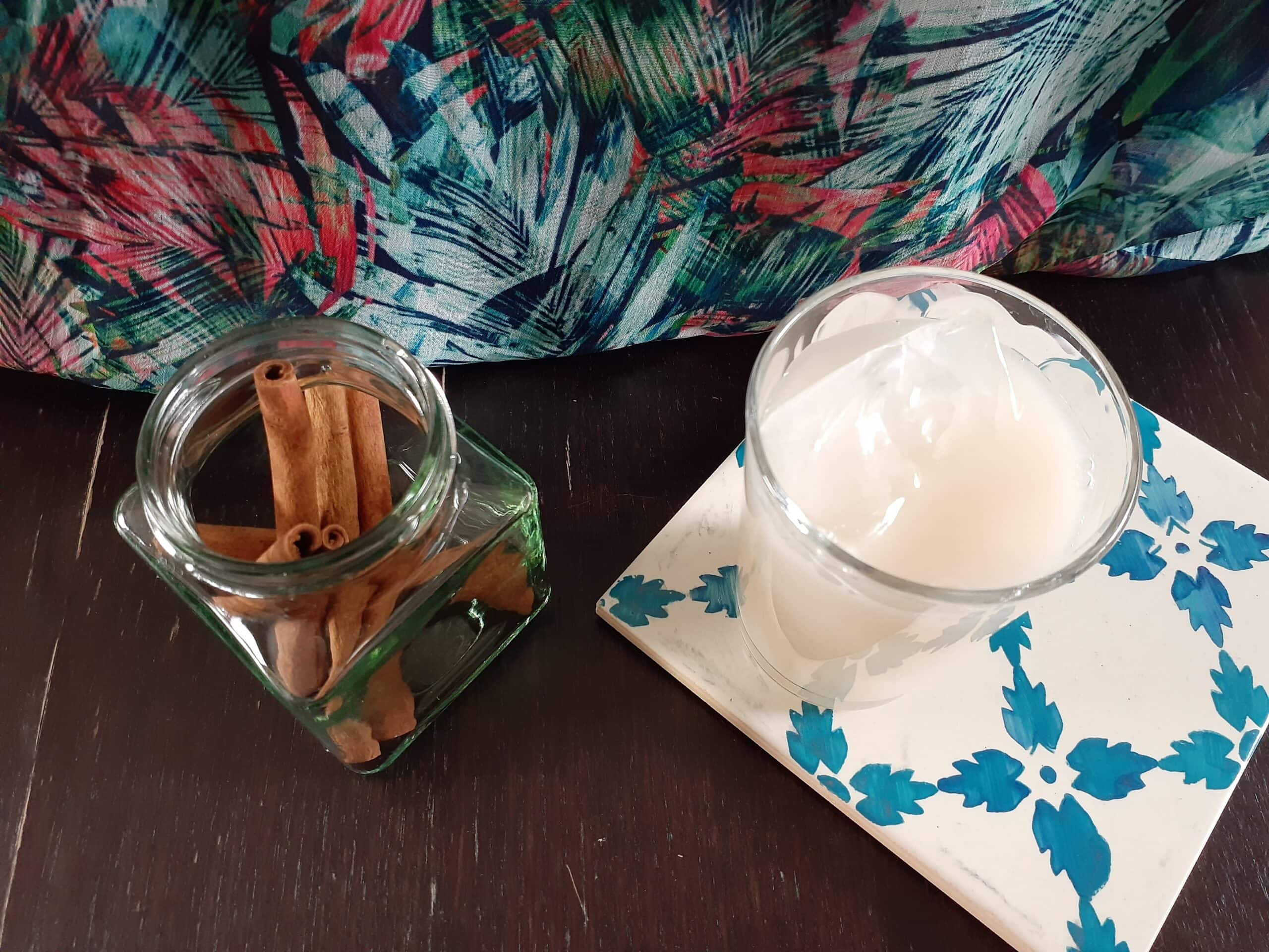 Horchata De Arroz – Plant-Based Rice And Cinnamon Drink