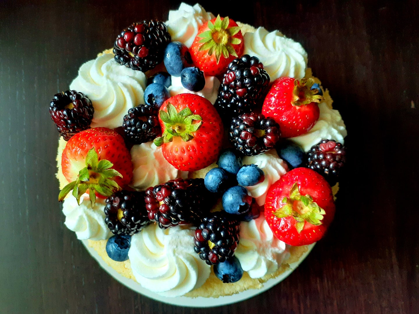 Fraisier : Traditional French Strawberry Cake