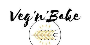 Veg'n'bake logo header