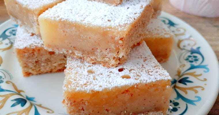 Lemon Bars | GF, DF